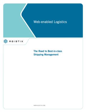 Whitepaper: Web-Enabled Logistics