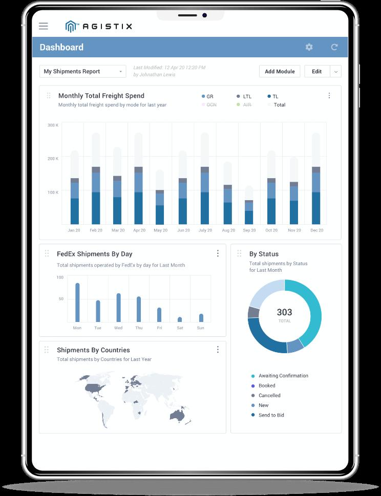freight management platform software
